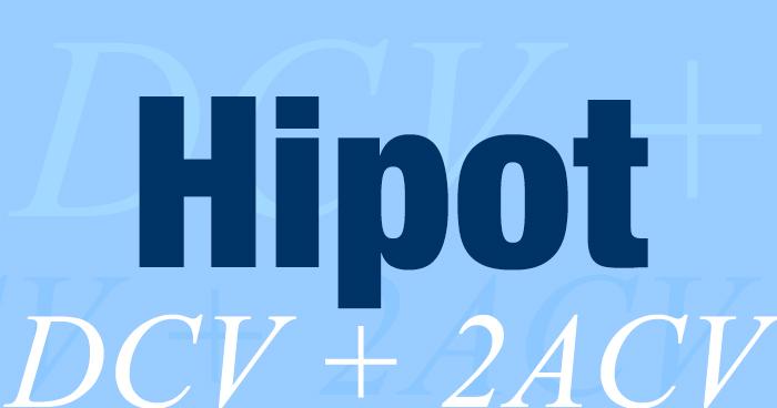 The Hipot Test